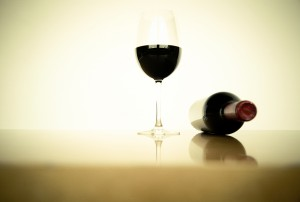 red wine to share